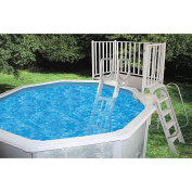 Free Standing Pool Deck 3 foot x 5 foot x 52 inch