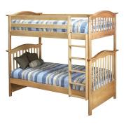 Orbelle Solid Wood Bunk Bed - Natural
