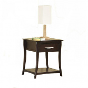 Pali Designs Trieste Nightstand - Mocacchino