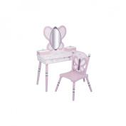 CoCaLo Sugar Plum Vanity & Chair Set