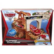Cars 2 Cliffside Challenge Porta Corsa Track Set