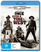 Once Upon a Time in the West [Region B] [Blu-ray]