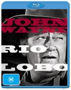 Rio Lobo [Region B] [Blu-ray]