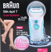 Braun Silk-epil 7 Dual Epilator 7791