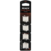 Reach Disposable Head Refills, Unflavored, 28 disposable heads