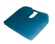 Sloping Coccyx Cushion Navy by Mabis DMI