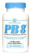 NUTRITION NOW Pb8 Pro-Biotic Acidophilus 120 CAP