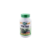 Natures WayWay, Wild Yam, Root, 180 Vcaps