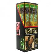 Ostrim Sports Nutrition Pepper Flavor Meat Snack - 10 Sticks