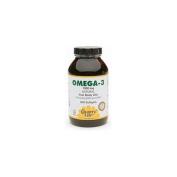 Country Life Omega-3 Natural Fish Body Oils, 1000mg, Softgels 200 ea