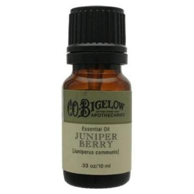 C.O. Bigelow Essential Oil - Juniper Berry Personal Essential Oils