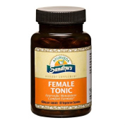 Female Tonic Vegetarian Capsules 60 ct.