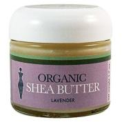 Brigit True Organics Shea Butter, Lavender, 50ml