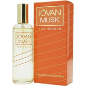 Jovan Musk For Women by Jovan Cologne Concentrate Spray 59ml