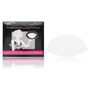 Hollywood Insiders Fabric Liners for Silicone Breast Enhancers 6 Self Adhesive + Moisture Wicking