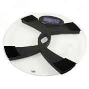 American Weigh Scales AMW-396TBS English - Spanish Talking Bath Scale