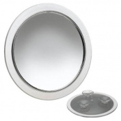 22.9cm Makeup Magnifying Vanity Mirror, Suction Cup, 5X Optics