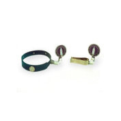 Baseline universal inclinometer with clip