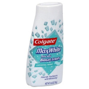 Colgate Toothpaste, Whitening, Crystal Mint, 140ml