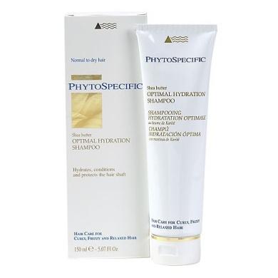 PHYTOSPECIFIC Optimal Hydration Shampoo with Shea Butter 5.07 fl oz (150 ml)