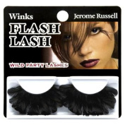 Jerome Russell Winks Wild Party Lashes Flash Lash Duster Bladk