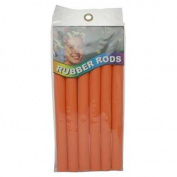 Luxor Professional Rubber Rods 1.6cm  - Orange 2471O