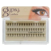 Gypsy Lashes - Flare Short Black
