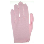 Bath Accessories Moisture Enhancing Gloves, Pink