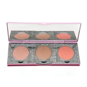 Mally Beauty Shimmer, Shape & Glow Face Defining System, Life is Lighter(Peach Light) 10ml