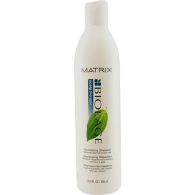 Biolage By Matrix Normalising Shampoo Balances Normal To Oily Hair (for Men and Women)