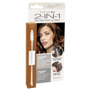 Irene Gari Cover Your Grey 2-in-1 Touch up Wand - Medium Brown