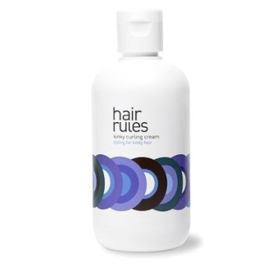 hair rules kinky curling cream 16 fl oz (473 ml)