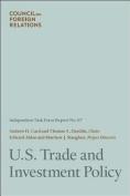 U.S. Trade Policy