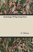 Anthology of Sporting Verse