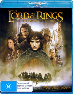 The Lord of the Rings: The Fellowship of the Ring (2 Disc)