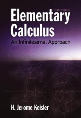 Elementary Calculus (Dover Books on Mathematics)