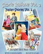 Storie Italiane Volume 2 - Italian Stories Volume 2 [ITA]