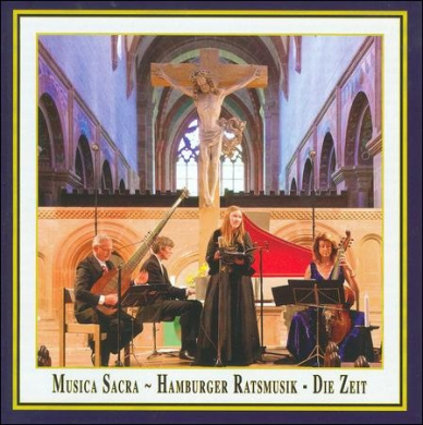 Musica Sacra: Songs Arias & Instrumental Music