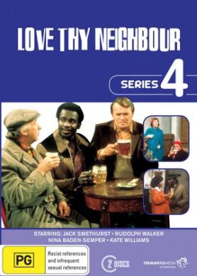 Love Thy Neighbour: Series 4