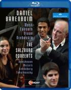 Daniel Barenboim/West Eastern Divan Orchestra [Region B] [Blu-ray]