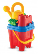 Ecoiffier Castle Bucket Set