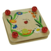Kids Wooden Flower Press