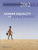World Development Report: Gender Equality and Development
