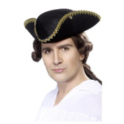Dick Turpin Tricorn Hat