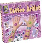 Creative Glitter Galore Tattoos