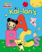 Kai-LAN's ABCs (Ni Hao, Kai-lan (Board Books)) [Board book]