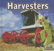Harvesters (Farm Machines)