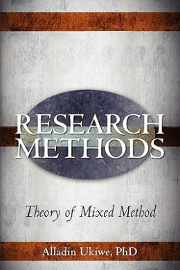 Research Method: The Theory of Mixed Research Method