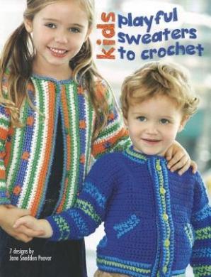 Kids Playful Sweaters to Crochet