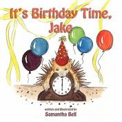 It's Birthday Time, Jake!